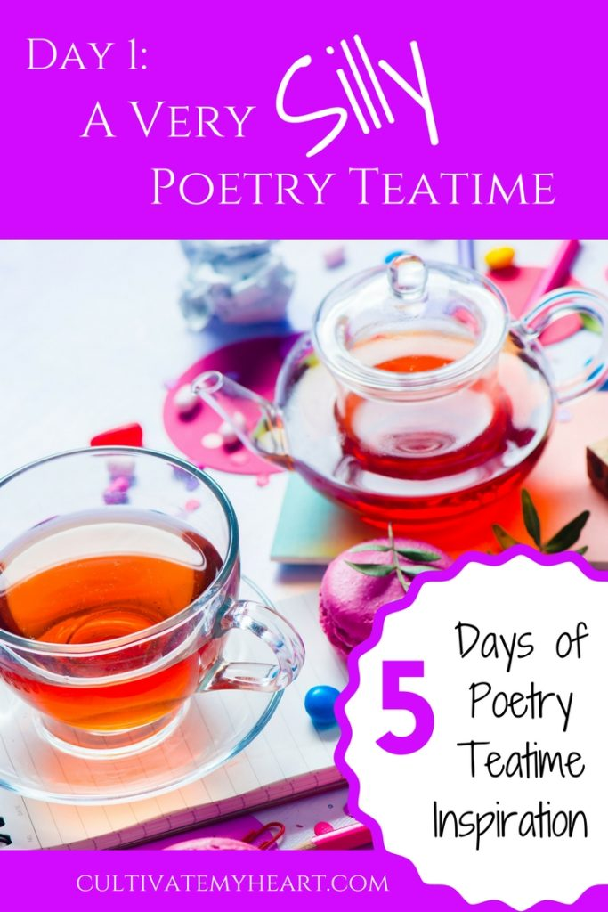 A Very Silly Poetry Teatime