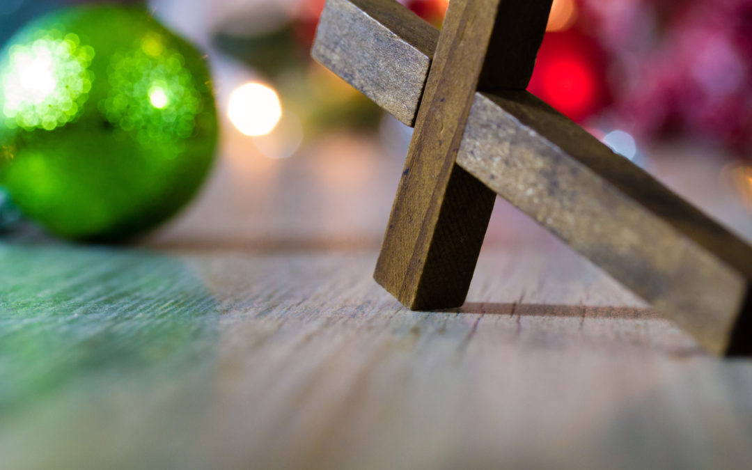 An Emptied Life: A Christmas Devotional for Mom