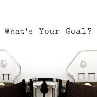 An Intentional Year: Set Goals