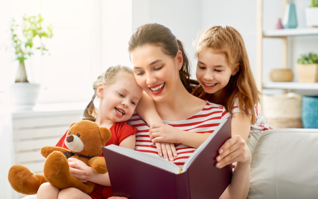 The Amazing Benefits of Reading Aloud to Your Kids