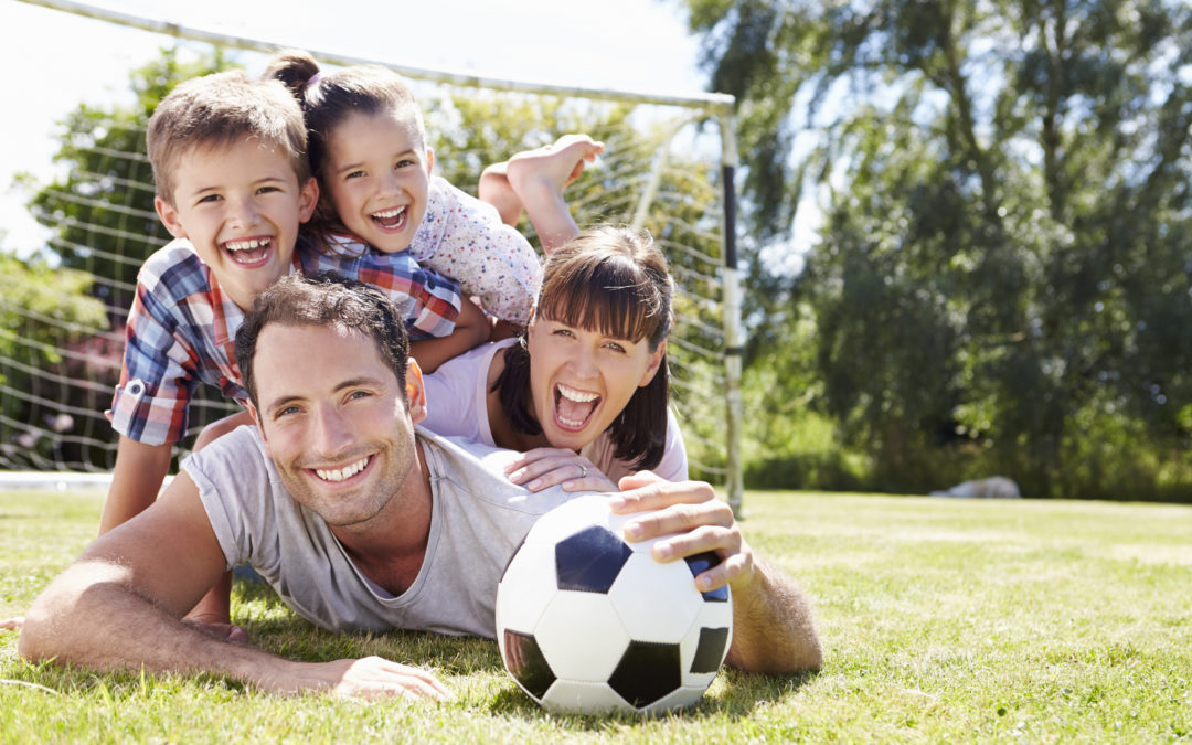 One Simple Mindset Change That Will Make You a Stronger Family