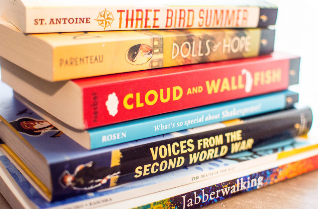 How to Teach Language Arts with Outstanding Real Books