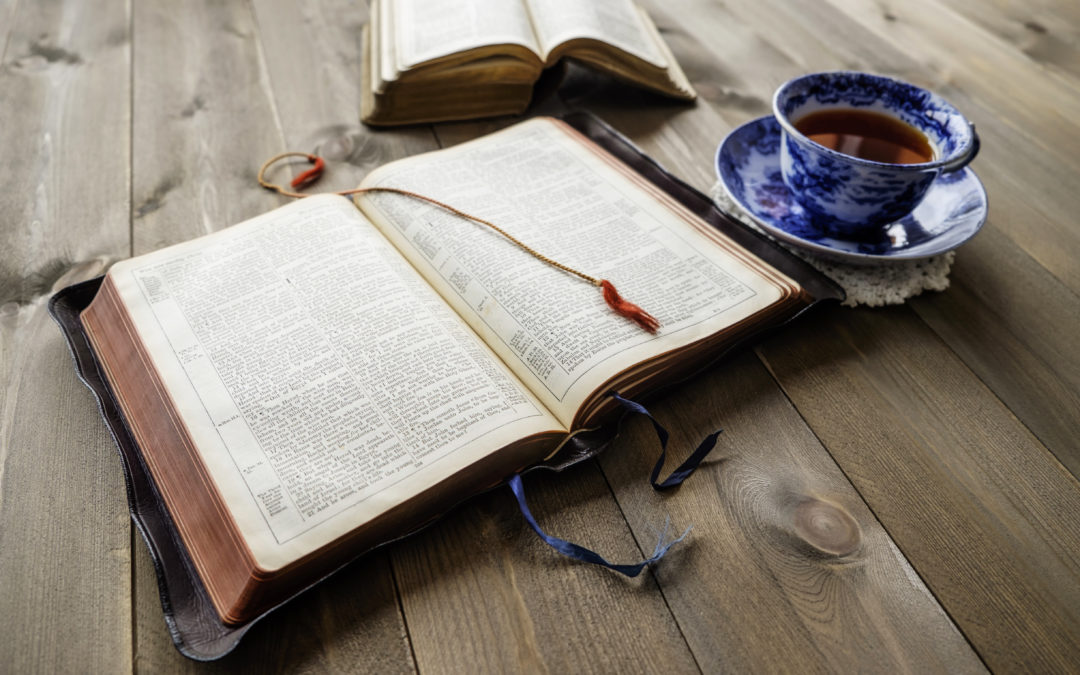 How to Host a Poetry Teatime Featuring Psalms