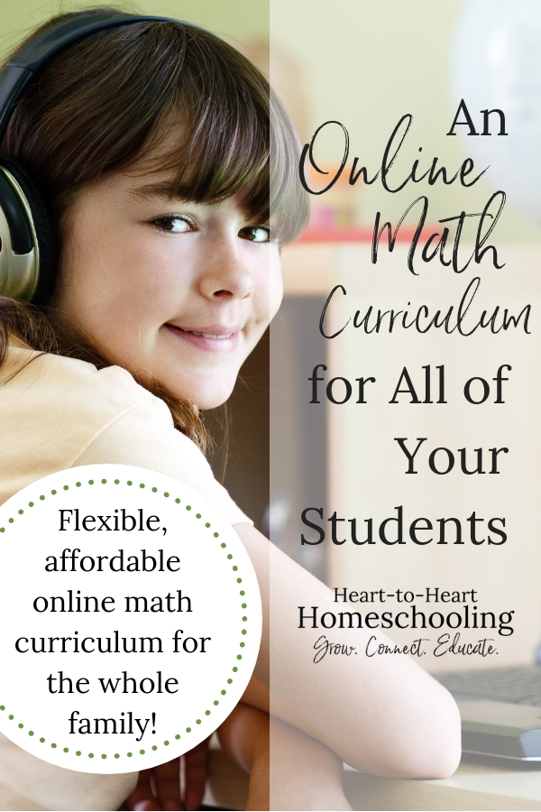 An Online Math Program for All of Your Students
