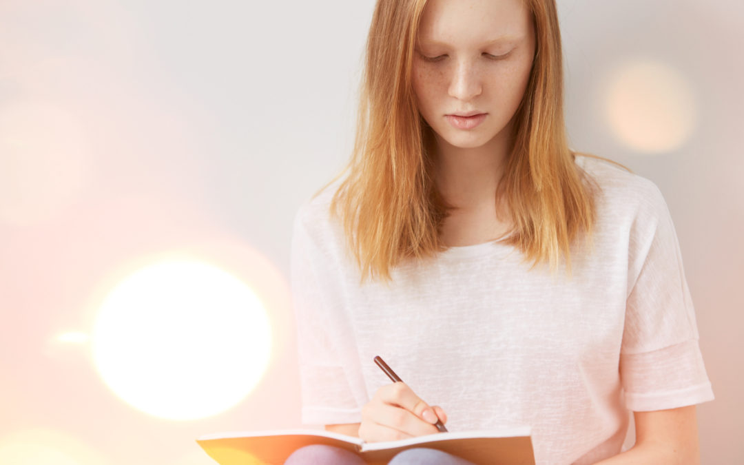 4 Simple Ways to Encourage Your Teens to Write