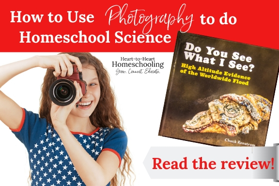 How to Use Photography to do Homeschool Science