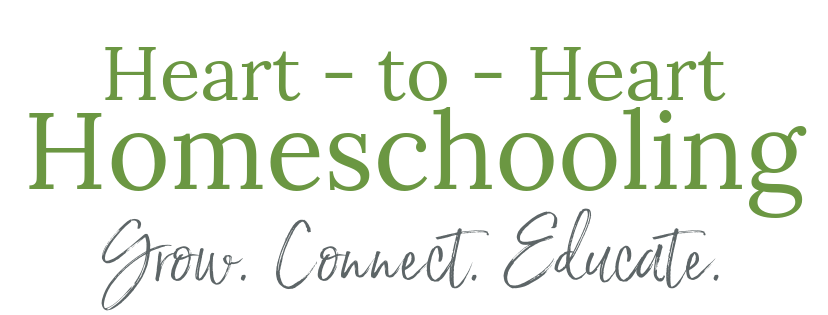 Heart-to-Heart Homeschooling