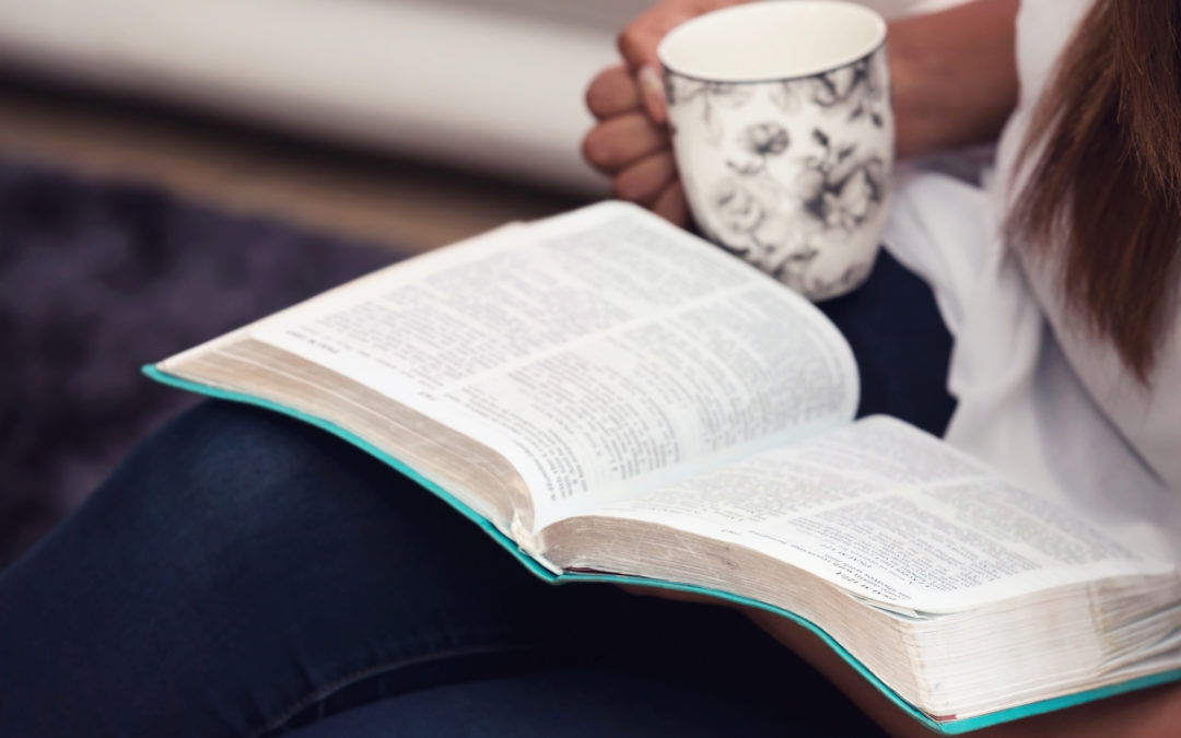 Why the Best Bible Study for Kids Starts with Your Heart