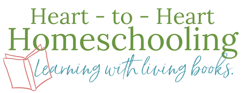 Heart-to-Heart Homeschooling