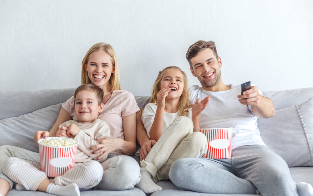 Why You Should Schedule a Homeschool Family Movie Night
