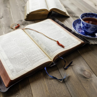 5 Days of Poetry Teatime Inspiration (The Poetry of the Bible)