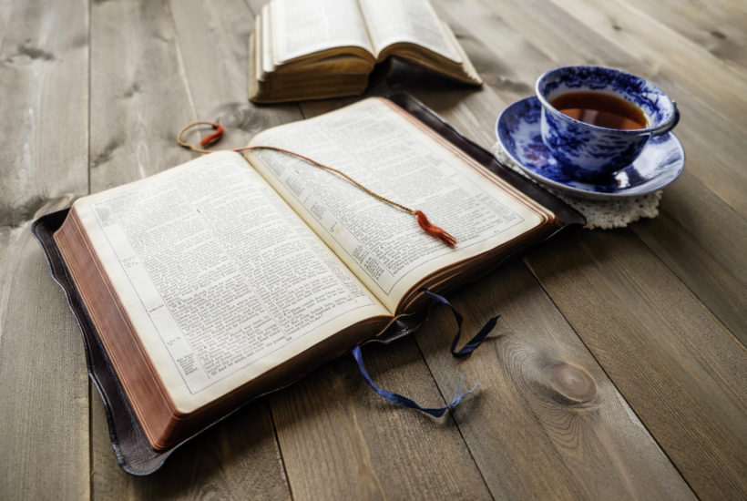 5 Days of Poetry Teatime: Day 5 The Poetry of the Bible