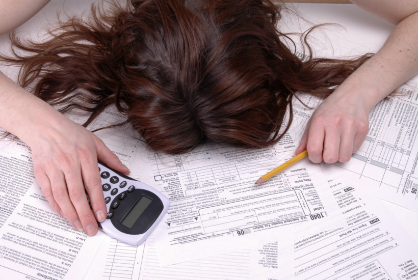 5 Ways to NOT Be Taxed as a Homeschooling Mom