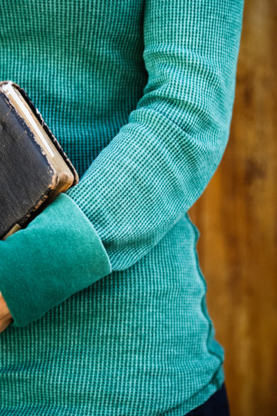How to Abide in Christ Just As You Are
