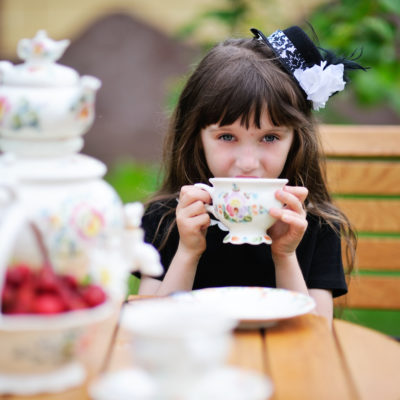 5 Days of Poetry Teatime Inspiration (and a Very Silly One to Start)