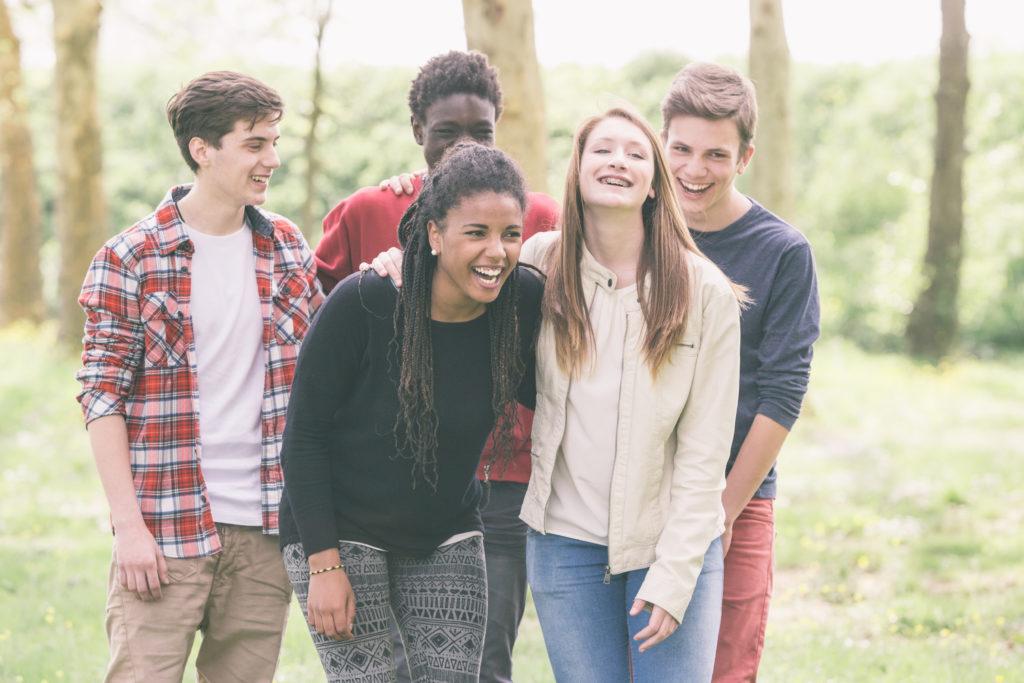 socialization, teens