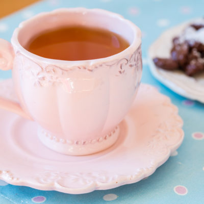 5 Days of Poetry Teatime Inspiration (Learning Literary Language)