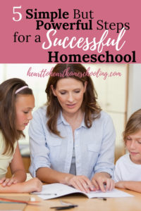 Successful Homeschool