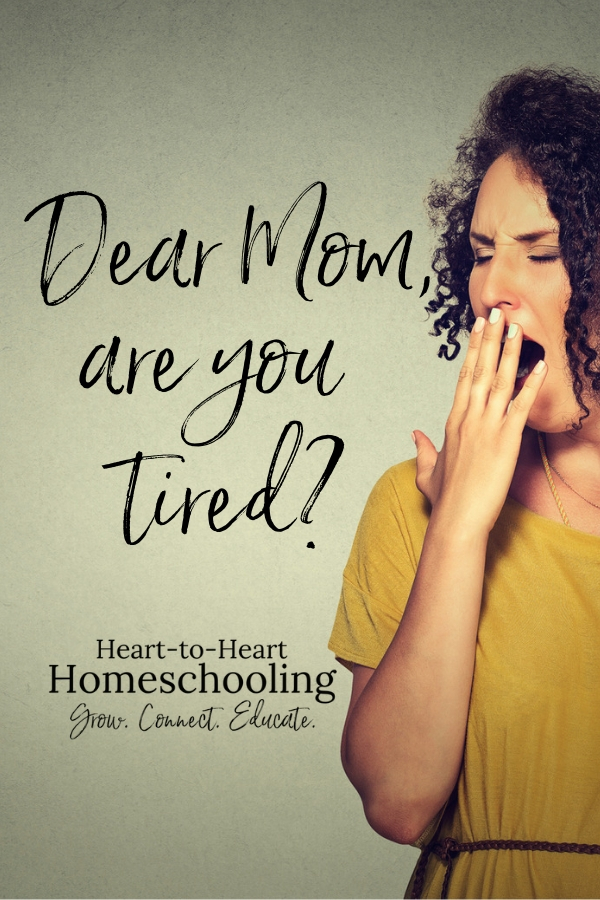 Busy. Overwhelmed. Simply tired. Discover practical ways you can incorporate rest into your life. #homeschool #parenting   parenting tips   parenting advice   parenting Christian   Christian parenting tips   Christian parenting encouragement   Christian parenting advice   homeschooling mom