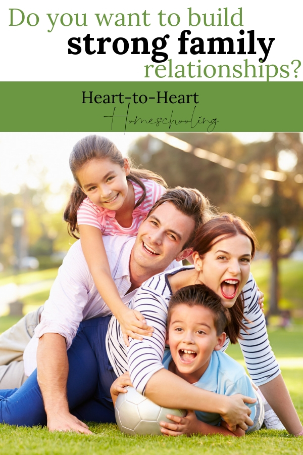 Want to build strong family relationships? Here are 100 ideas, resources, and activities to help you connect and have some fun along the way. #homeschool #homeschooling | family | family ideas | family activities | family life | family activities for kids | family activities with teens | family activities quality time