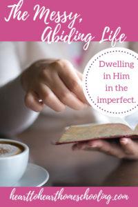 Abiding in Christ