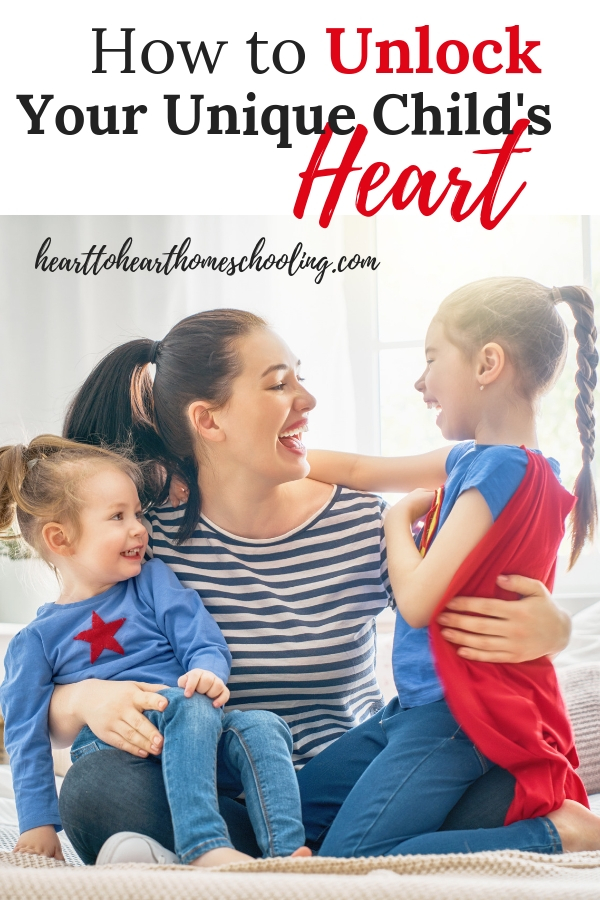 How can we homeschool our children if we don't have their hearts? Discover 3 keys to unlock our children's hearts so we can educate their minds. #homeschooling #homeschool #parenting | homeschool | homeschooling | parenting | family relationships | homeschool tips | homeschool mom | homeschool Christian | homeschool encouragement | parenting tips | parenting advice | parenting Christian | parenting positive