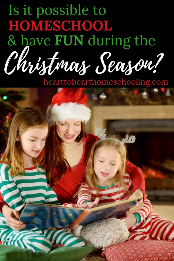Homeschooling during the Christmas season doesn't have to be overwhelming.  Instead, you can finish your semester strong with these FUN Christmas Learning Activities. #homeschool #homeschooling #Christmas | Christmas activities | resources for Christmas | homeschooling holidays | homeschool Christmas | homeschool Christmas activities | homeschool Christmas ideas | homeschool Christmas fun | homeschool Christmas learning