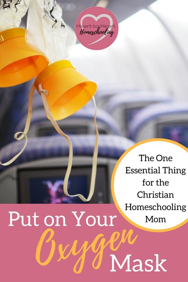 prayer, homeschooling mom