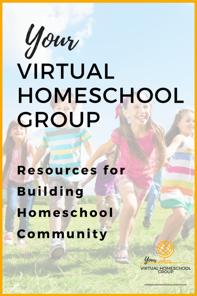 homeschool group, homeschool co-op, community