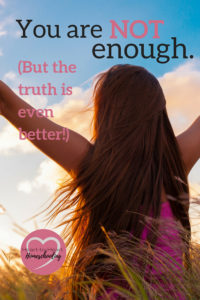 faith, you are enough