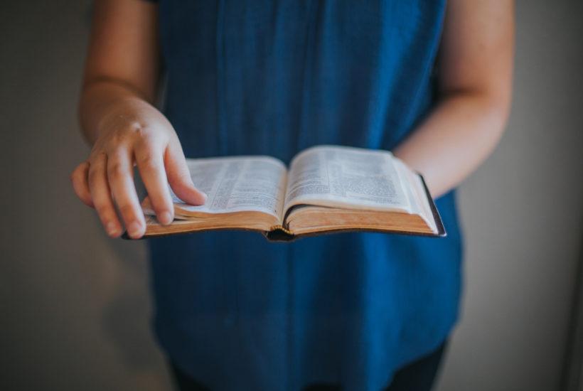 bible, study, mom
